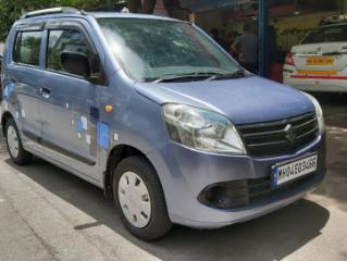 2010 Maruti Wagon R 2010 2012 LXI BS IV for sale in Thane D2204754