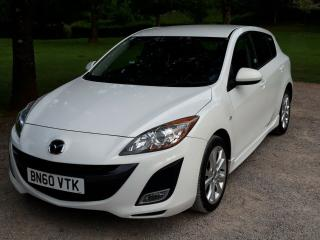2010 MAZDA 3 1.6 SPORT ONLY 2 F/KEEPERS S/HISTORY JULY 2020 MOT VGC