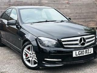2010 Mercedes Benz C350 CDI AMG Sport 3.0TD 231bhp BlueEFFICIENCY Auto