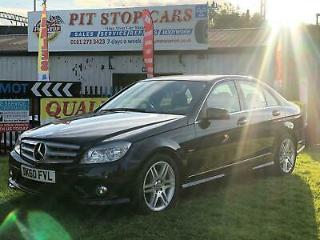 2010 Mercedes Benz C Class 2.1 C250 CDI BlueEFFICIENCY Sport 4dr
