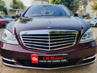 2010 Mercedes Benz S Class S 350 CDI for sale in Ahmedabad D2352676
