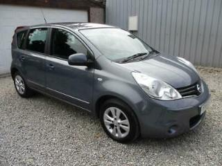 2010 Nissan Note 1.5 dCi Acenta 5dr # FSH IMMACULATE # 5 door MPV