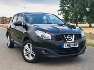2010 Nissan Qashqai 1.5 Diesel Part Exchange Welcome Drives Good