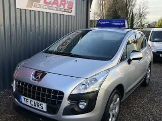 2010 Peugeot 3008 Crossover 1.6HDi 110bhp 6sp Sport