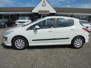 2010 Peugeot 308 1.6 HDi S 5dr