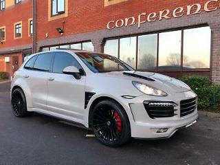 2010 Porsche Cayenne 4.8 Tiptronic S Turbo 2013 FACE LIFT CONVERSION