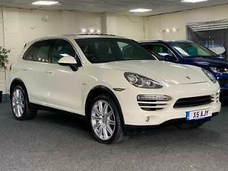 2010 PORSCHE CAYENNE D V6 TIPTRONIC S + SUNROOF + BIG SPECIFICATION + IMMACULATE
