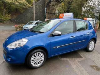 2010 Renault Clio 1.2 16V I Music 5dr 5 door Hatchback