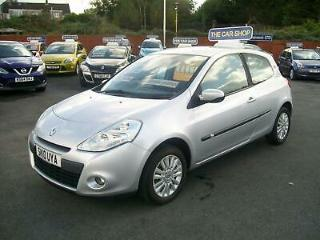 2010 Renault Clio 1.2 TCE I Music 3dr TWO OWNERS Hatchback Petrol Manual