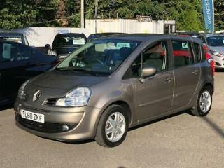 2010 Renault Grand Modus 1.5 dCi 86 Dynamique 5dr 5 door Hatchback