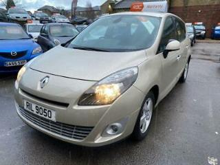2010 Renault Grand Scenic 1.5 dCi Dynamique TomTom 5dr 5 door MPV