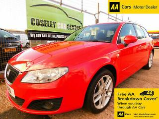 2010 Seat Exeo 2.0TDI 143ps ST SE Estate *PRIVATE PLATE INCLUDED