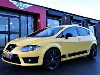 2010 Seat Leon 2.0 TSI Cupra R 5dr WITH EXTRAS NOT FR GTI YELLOW