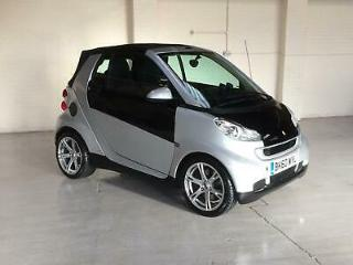 2010 SMART FORTWO 0.8cdi PASSION CONVERTIBLE UP TO 80MPG P/X WELCOME