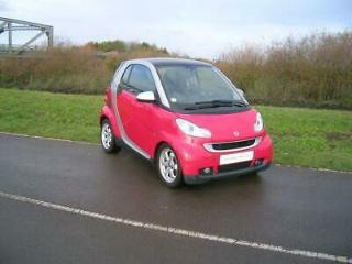 2010 Smart Fortwo Coupe Passion mhd 2dr Auto 2 door Coupe