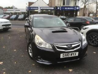2010 Subaru Legacy 2.0D S 5dr 5 door Estate