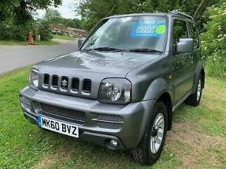 2010 Suzuki Jimny 1.3 SZ4 ONLY 47,000 miles just ONE OWNER with FULL HISTORY