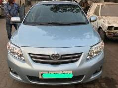 Blue 2010 Toyota Corolla Altis G Petrol 134000 kms driven in Ghatkopar West