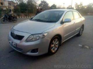 2010 Toyota Corolla Altis Aero D 4D J 78000 kms driven in Dilshad Garden