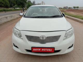 2010 Toyota Corolla Altis 1.8 G for sale in Ahmedabad D2239538