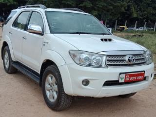 2010 Toyota Fortuner 2009 2011 3.0 Diesel for sale in Bangalore D2332510