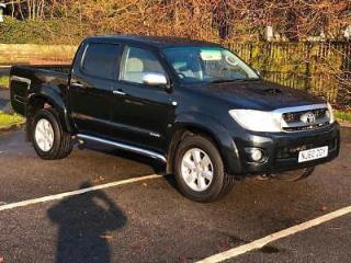 b510bc70c42726 Used Toyota Hilux cars for sale in The UK - Nestoria Cars