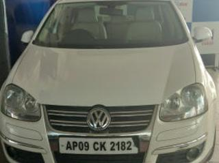 2010 Volkswagen Jetta 2007 2011 1.9 Highline TDI for sale in Hyderabad D2172144
