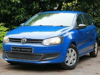 2010 Volkswagen Polo 1.2 S 5dr a/c