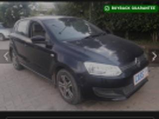Black 2010 Volkswagen Polo Comfortline 1.2L P 34721 kms driven in Golf Course Extension Road