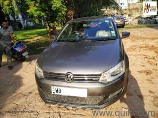 2010 Volkswagen Polo 60,000 kms driven in A.J.C. Bose Road
