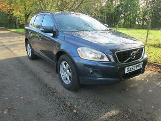 2010 Volvo Xc60 2.4 D5 DRIVe S Big Spec Leather, Sat Nav