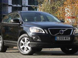 2010 Volvo XC60 2.4 D Geartronic SE Premium FVSH + 1 FORMER KEEPER + LOW MILEAGE