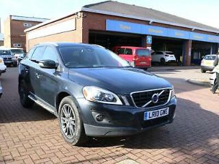 2010 Volvo XC60 3.0 T6 SE LUX Premium Geartronic AWD 5dr Auto Sat Nav Front and