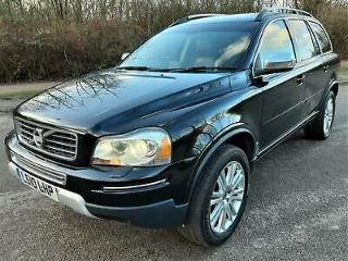 2010 Volvo XC90 2.4 D5 Executive Geartronic AWD 5dr
