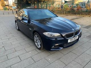 2008 08 BMW 5 SERIES 520D M SPORT AUTOMATIC LIGHT DAMAGE SALVAGE REPAIRABLE