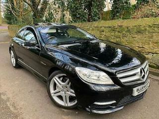 ✿2011/60 Mercedes CL500 AMG 4.7 V8, Black, C63 ✿CL63 REPLICA✿NICE EXAMPLE✿