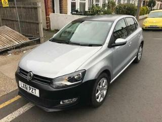 2011/61 Volkswagen Polo 1.2 60ps Match LOW MILEAGE FSH