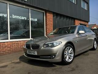 2011 11 BMW 525D SE 3.0D AUTO SALOON 77K FULL SERVICE HISTORY HEATED SEATS