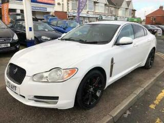 2011 11 JAGUAR XF 3.0 V6 LUXURY 4DR AUTOMATIC