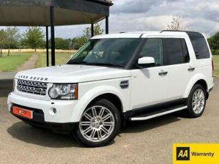 2011 11 LAND ROVER DISCOVERY 4 3.0 TDV6 HSE AUTO 245 BHP 7 SEATER 5DR ESTATE DIE