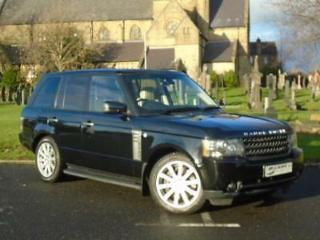 2011 11 LAND ROVER RANGE ROVER 4.4 TDV8 VOGUE 5DR AUTOMATIC