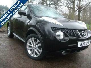 2011 11 NISSAN JUKE 1.6 TEKNA DIG T 5D 190 BHP+F/S/H+LEATHER HEATED SEATS+FREE W