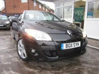 2011 11 Renault Megane 1.4 TCe 130 Dynamique Tom Tom WOW! INCREDIBLE VALUE!