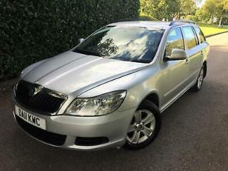 2011 11 SKODA OCTAVIA ESTATE 1.6 MPI SE ONLY DONE 26000 MILES !