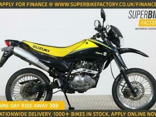 2011 11 SUZUKI DR 125 NATIONWIDE DELIVERY, USED MOTORBIKE