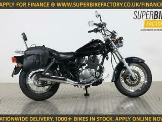 2011 11 SUZUKI MARAUDER 125 NATIONWIDE DELIVERY, USED MOTORBIKE