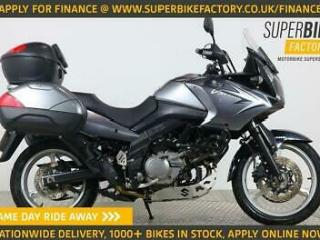 2011 11 SUZUKI V STROM 650 NATIONWIDE DELIVERY, USED MOTORBIKE