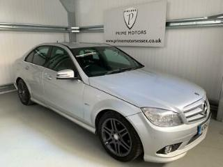2011 60 MERCEDES BENZ C CLASS 2.1 C200 CDI BLUEEFFICIENCY SPORT 4D 136 BHP DIESE