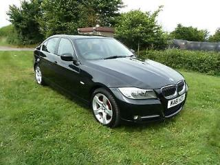 2011 '61' BMW 318d Exclusive Edition 2.0TD 6 speed