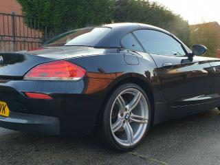 2011 61 BMW Z4 3.0 SDRIVE M SPORT HIGHLINE EDITION 258 BHP AUTO SALVAGE CAT N